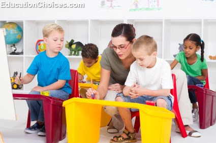Online Degree in Early Childhood