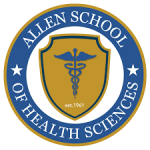 Allen School of Health Sciences - Campus Logo