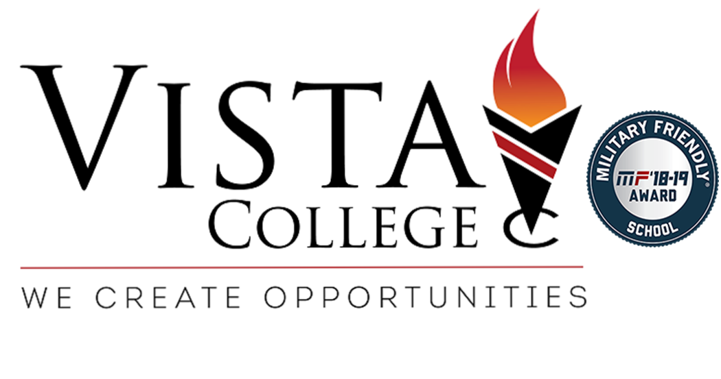 Vista College Military Logo