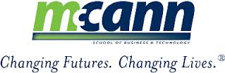 McCann School of Business & Technology - Campus Logo